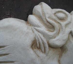 Gargoyle Stone Sculpture