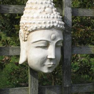 Large Buddha Head Pale