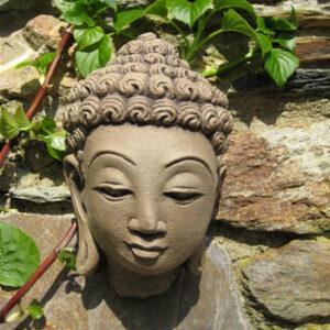 Small Buddha Head Dark