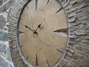 Mega Clock Wall Decor