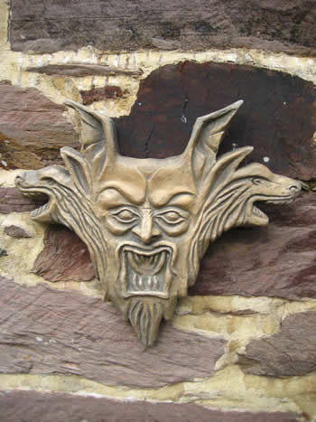 Dracula Ornamental Gift Goth Dark