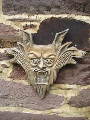 Dracula Ornamental Gift Goth Dark