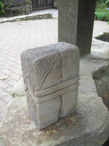 Brancusi Stone Garden Ornament