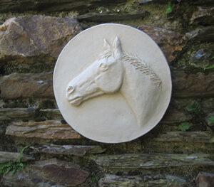 European Horse Sculpture