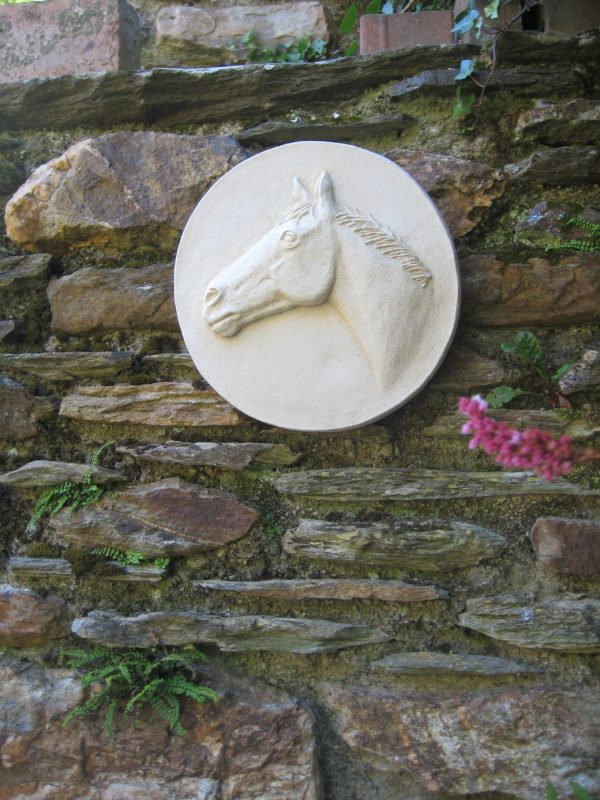 European Sports Horse Plaque