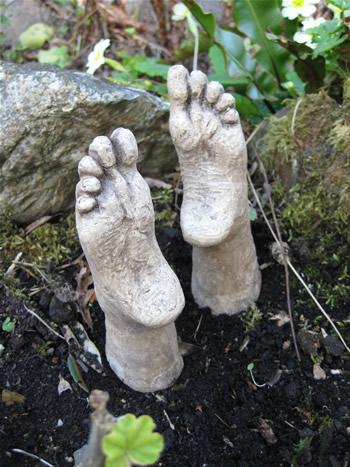 Little Feet Dark