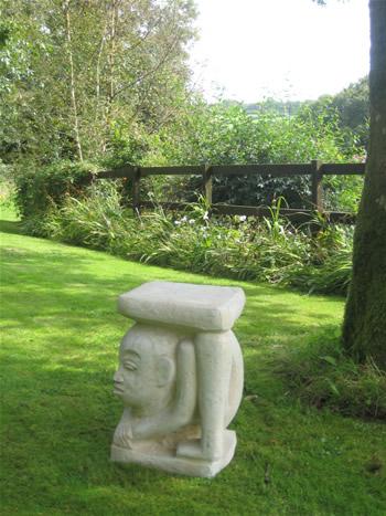 Sandwich Man Garden Furniture