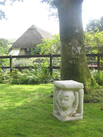 Sandwich Man Sculpture Garden