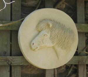 Shetland Pony Wall Plaque