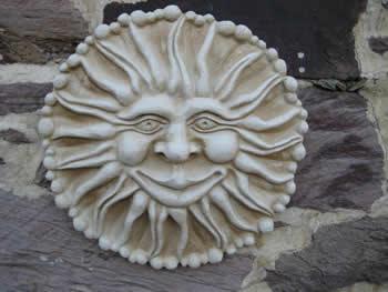 Sun Garden Sculpture