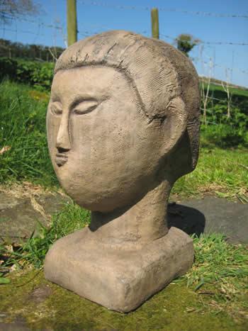 Modigliani Garden Ornament