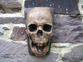 Laughing Skull Dark