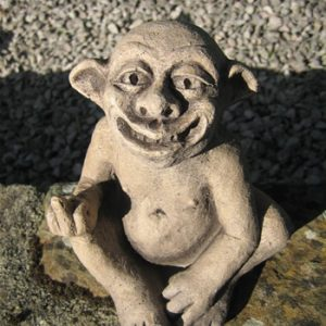 Med Finger Troll Dark