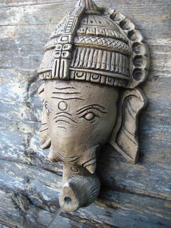 Ganesh Water Feature Dark
